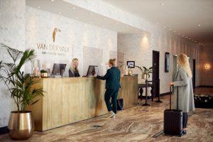 Front Office Van der valk Amsterdam